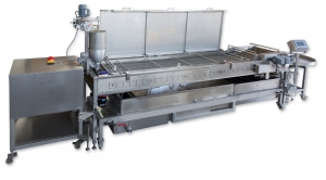 Fryer Continuous FB FFD 600 for quark balls, cronuts, cake doughnuts, berliner,...